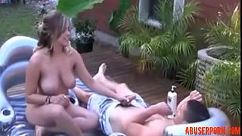 Step Sister and Not Her Step Brother Sunbathing Porn abuserporn.com