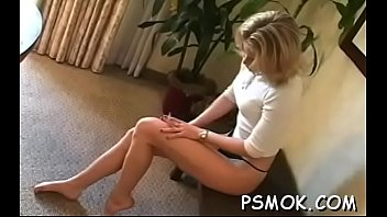 Fucked in doggie while smoking Elegant hottie smokes a cig