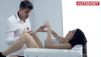 LETSDOEIT - Romanian Brunette Anya Krey Has Erotic Anal Sex With Kristof Cale