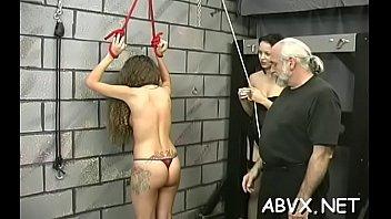 Hot lezzy porn - Harsh thraldom lezzie xxx