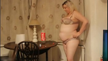 Bbw belly vids - Massive coke and mentos bloat