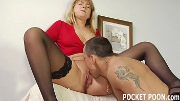 Shove your cock down my tight MILF throat JOI