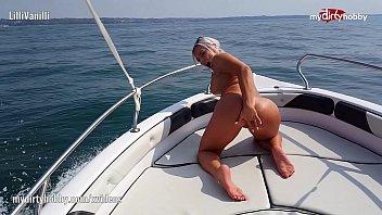 My Dirty Hobby - Sea, sunshine and fucking! porno izle