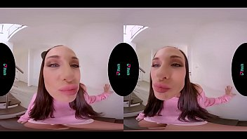 VRHUSH Vinna Reed has her tight pussy pounded in VR thumbnail