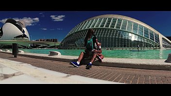 Blog cute teen - Travel show ass driver - valencia with sasha bikeyeva part 3 ciudad de las artes y las ciencias