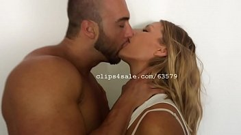 Alfie and Zsofia Kissing Video 1