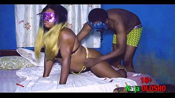Naija Olosho Interrupted during Her Shoot banged in doggystyle By Her Producer