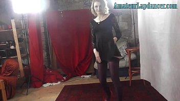 18yo cutie does stripshow for horny teen guy 10 min