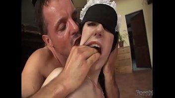 Maid fisted in the ass by her boss Vorschaubild