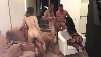 Part 2: it was a very hot orgy.... Katty West and Oliver Strelly