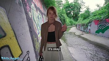 Public Agent Redhead Ariela Donovan fucked in a tunnel 12分钟