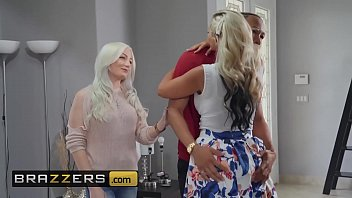 Mommy Got Boobs - (Alena Croft, Ricky Johnson) - Mommys Busy - Brazzers thumbnail
