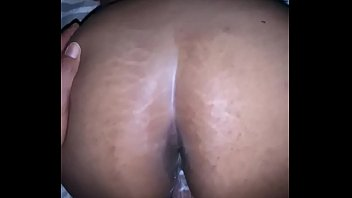 Fuckin a big ass girl in the pussy