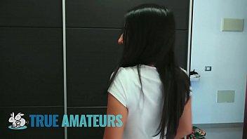 Fit amateur gf gets filled up by big dick POV - Trueamateurs