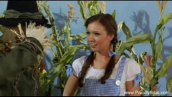 The definition of vintage Classic the wizard of oz parody