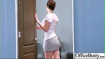 Busty Slut Office Girl (Rachel RoXXX & Skyla No...