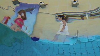 Lera and Sima Lastova sexy underwater girl thumbnail