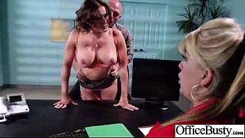 Busty Girl (krissy lynn) Enjoy Hardcore Sex In Office movie-22 5分钟