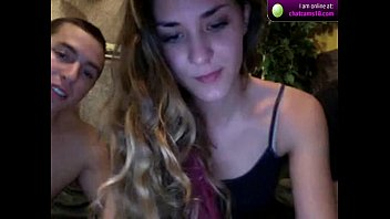 MFM Teen Threesome on webcam