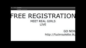 Awesome Girl Webcam Fuckroulette Tk 5 Min