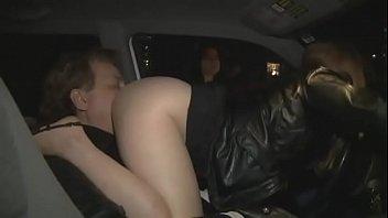 Mistress T Ass Licking In A Car.