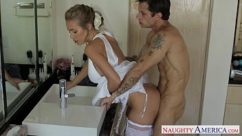 Bride nude photo Sexy blonde bride nicole aniston fucking