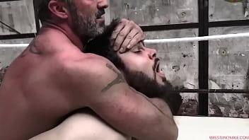 wrestling male butch j v beast