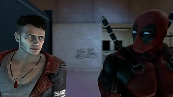 Sex gay sex Deadpool and dmcdante gay sex.mp4