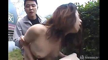 NTR!熟女の野外羞恥!ご主人様私を淫乱にしてください⑤ネトラレ複数SEX