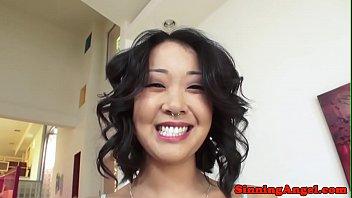 Glamcore Asian Deepthroating Stiff Dick