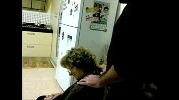 Giving his Mother-In-Law a Massage with Dick Surprise thumbnail