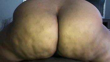 Big Soft Ebony Ass Wants Cum in her pussy