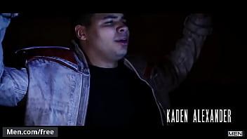 Aspen and Griffin Barrows and Kaden Alexander Star Wars 8 A Gay Xxx Parody Super Gay Hero Trailer preview