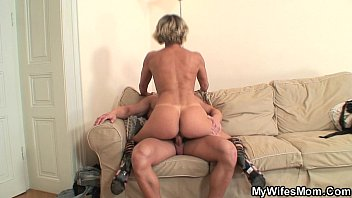 Sexy mother inlaw stories - My girlfriends mom is so hot