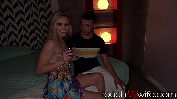 I Find My Horny Hot Wife Enjoying Herself Upstairs At A Party & Watch thumbnail