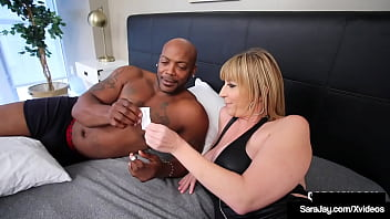 Big Boobed Sara Jay Fucked By Big Dick With Angelina Castro!