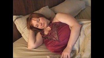 A Redhead BBW Milf with Huge Boobs