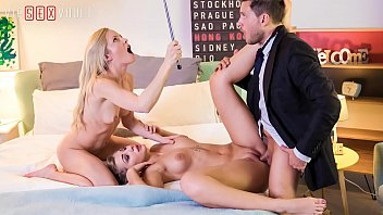 Haley hills nude - Vip sex vault - impassioned ffm threesome with sicilia and vyvan hill