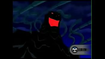 Teen Titans Raven Starfire