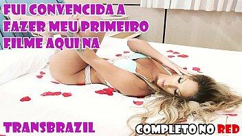 官方全球首映-芭芭拉·薩德-變性人巴西製作人的硬核鏡頭