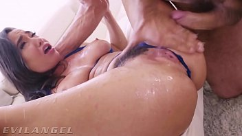 EvilAngel - Karlee Grey's Gushing Squirting Orgasms