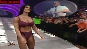 Chyna vs Steven Richards. SmackDown 2000.