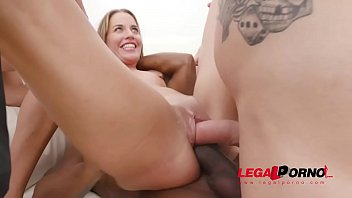 Eveline Dellai 5on1 fuck session with DP, DAP, DVP and piss drinking SZ2493