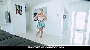 SisLovesMe - Horny Stepsis (Bailey Brooke) Rides Stepbros Cock