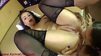 Licking and Sucking A Huge Orgasmed Ass 23 sec