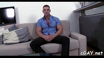 Huge penis homosexual porn