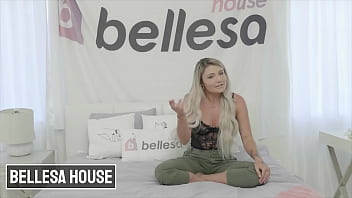 Beautiful Petite Babe (Adria Rae) Is Excited To Finally Have (Dante Coles) Dick In Her - Bellesa