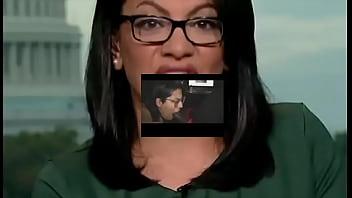 Rashida Tlaib Observes The Monster Cock Trend