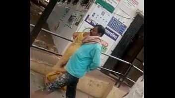 Desi Bbw aunty is heavy she cant walk