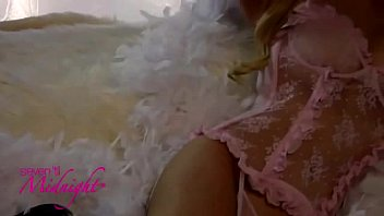 Lace & Mesh Bustier And Thong(iphone)